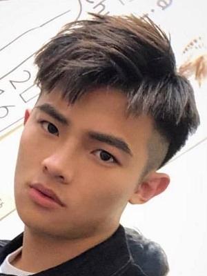 2019男生短发精神帅气发型