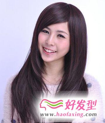 2012年女生人气发型大盘点 尽显优雅甜美气质