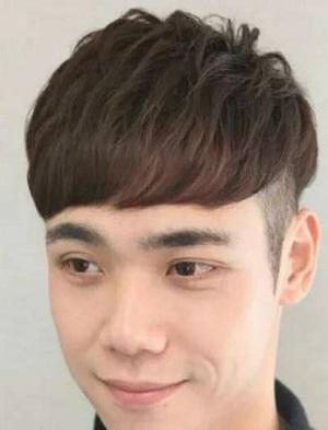 2019年夏季男士发型