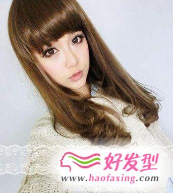 4款女生流行发型