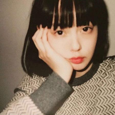 韩式女生发型 女生显脸小发型 年轻女生发型3