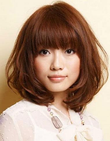 可爱女生短发 女生性感短发 短发女生图片