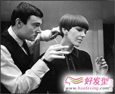 沙宣发型修剪技巧