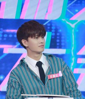 时尚韩式男生烫发发型