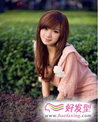012春季中长发发型