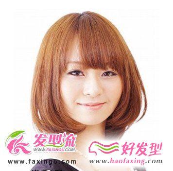 巧用卷发发型 让稀发更有型